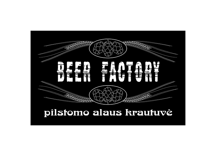 Beer Factory prekybos centre River Mall