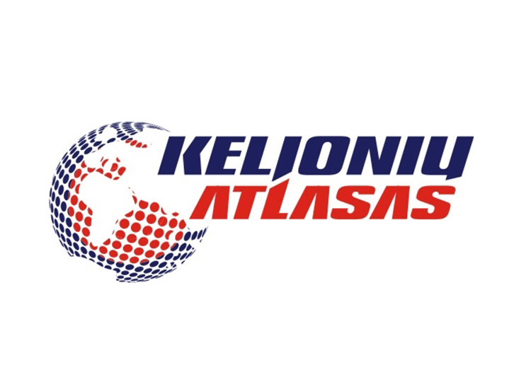 Kelioniu Atlasas prekybos centre RIVER MALL